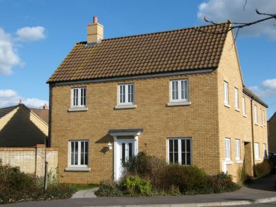 House - Houses - 3 bedroom detached house for rent in Godmanchester