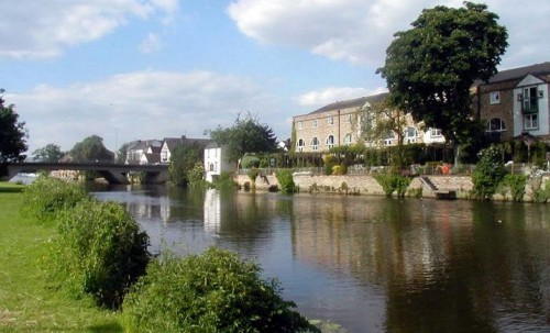 Properties, flats, houses to let or rent St.Neots